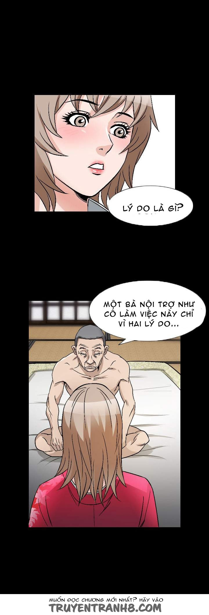 The Taste Of The Hand Chapter 71 - Trang 15