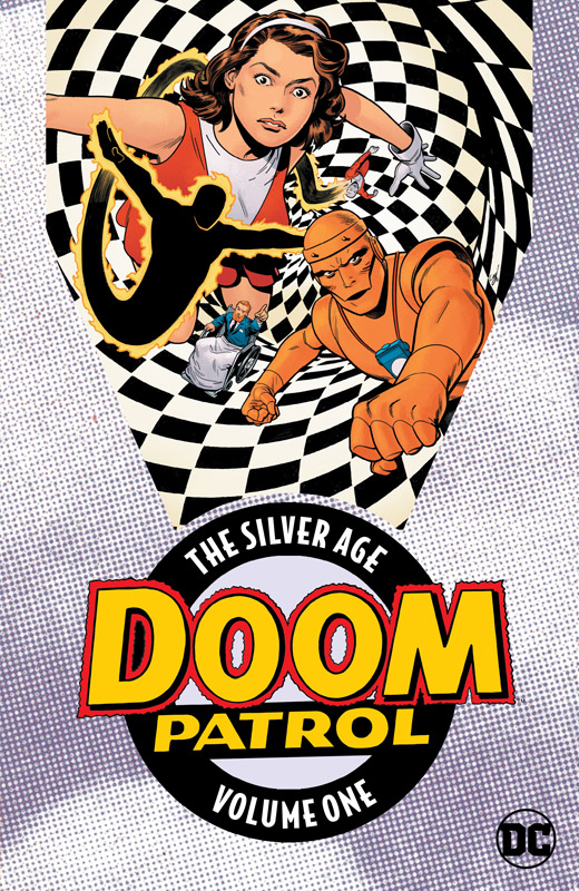 Doom Patrol - The Silver Age v01 (2018)