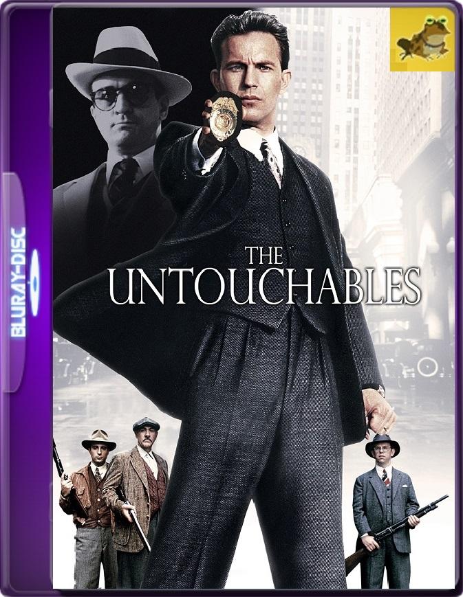 Los Intocables (1987) Brrip 1080p (60 FPS) Latino / Inglés
