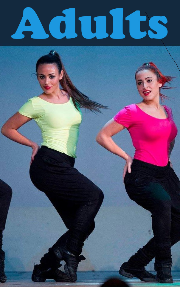 Youth Adult Dance Lessons