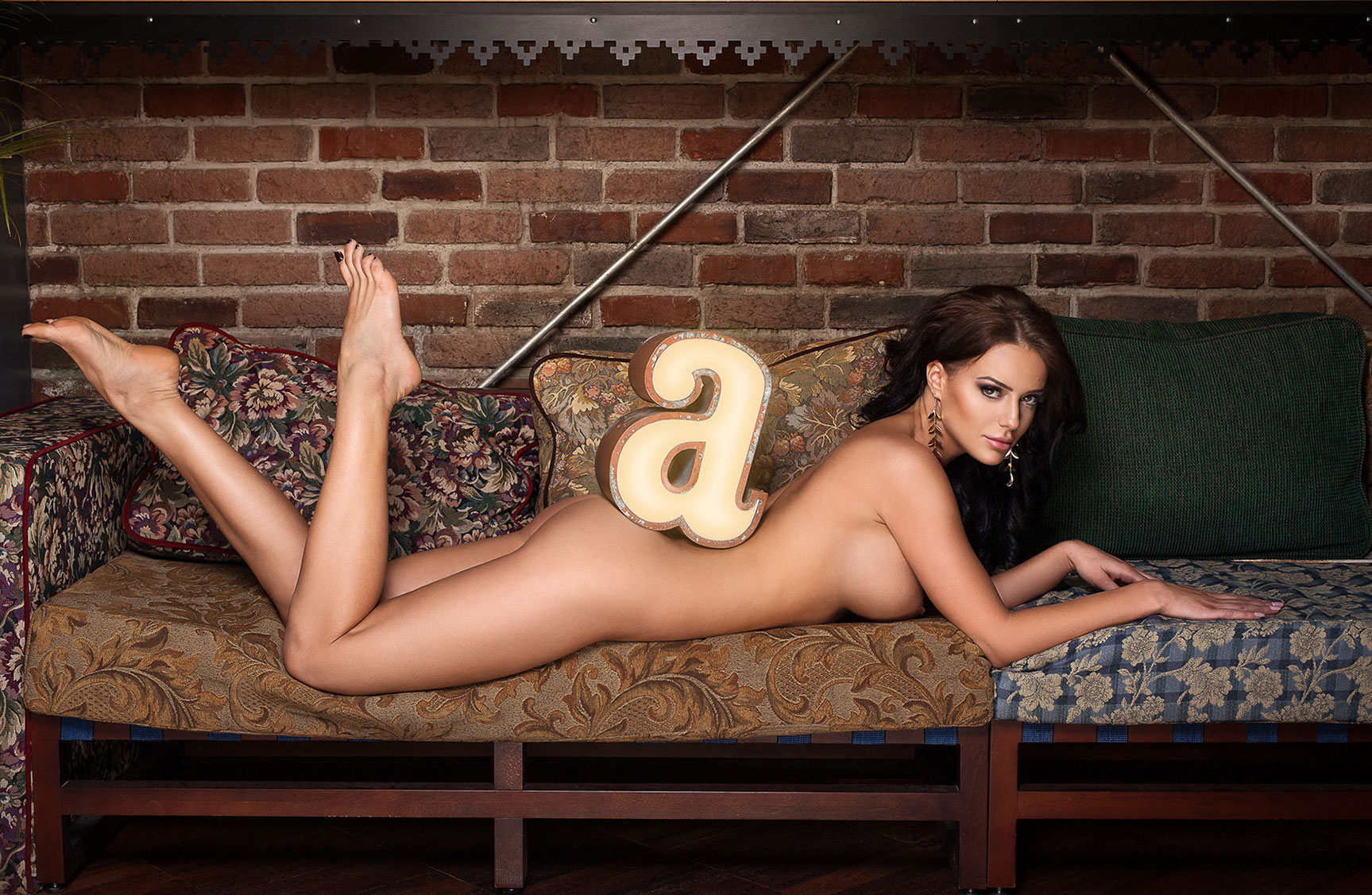 Playboy Romania April 2015 playmate - Alina Ganea nude by Silviu Sandulescu