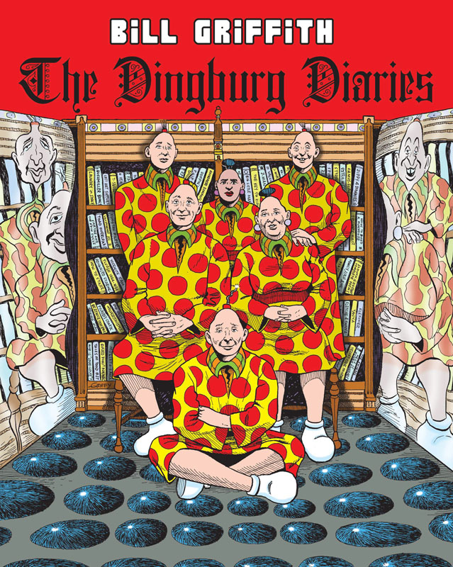 Zippy the Pinhead (Zippy Annual v11) - The Dingburg Diaries (2013)