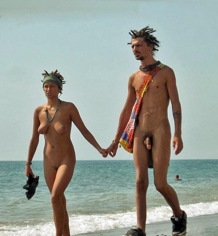 Nude beach bukake-6204