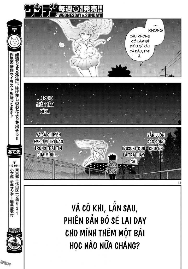 Hatsukoi Zombie Chapter 113 - Trang 15