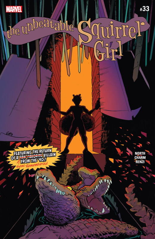 The Unbeatable Squirrel Girl Vol.2 #1-40 (2015-2019)