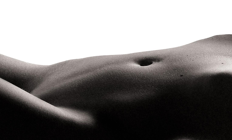 Голая модель Милунель, фотограф Бенджамин Вингриф / фото 14