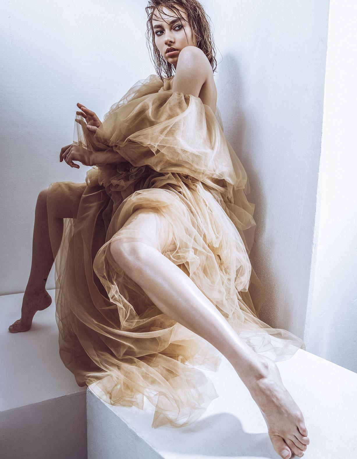 Obsession / Katerina Podbereznaya by Ilya Blinov