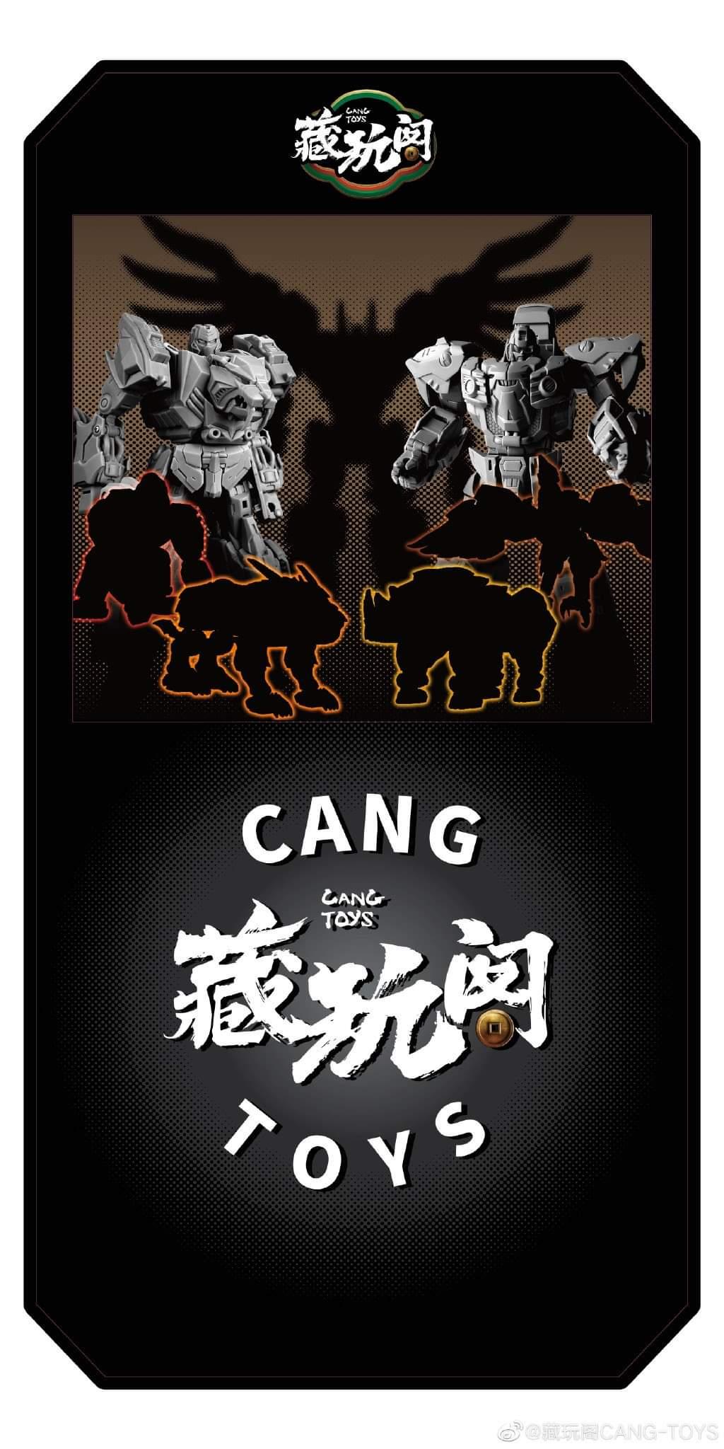 [Toyworld][Cang-Toys] Produit Tiers - Thunderking/Chiyou - aka Predaking/Prédaroi (Prédacons) WeyLsUAn_o
