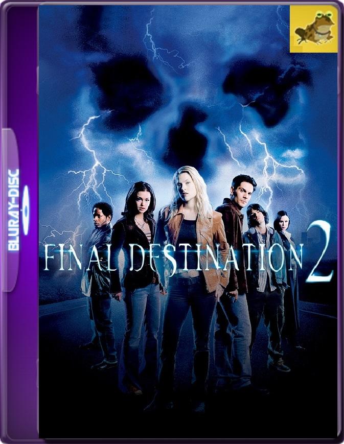 Destino Final 2 (2003) Brrip 1080p (60 FPS) Latino / Inglés