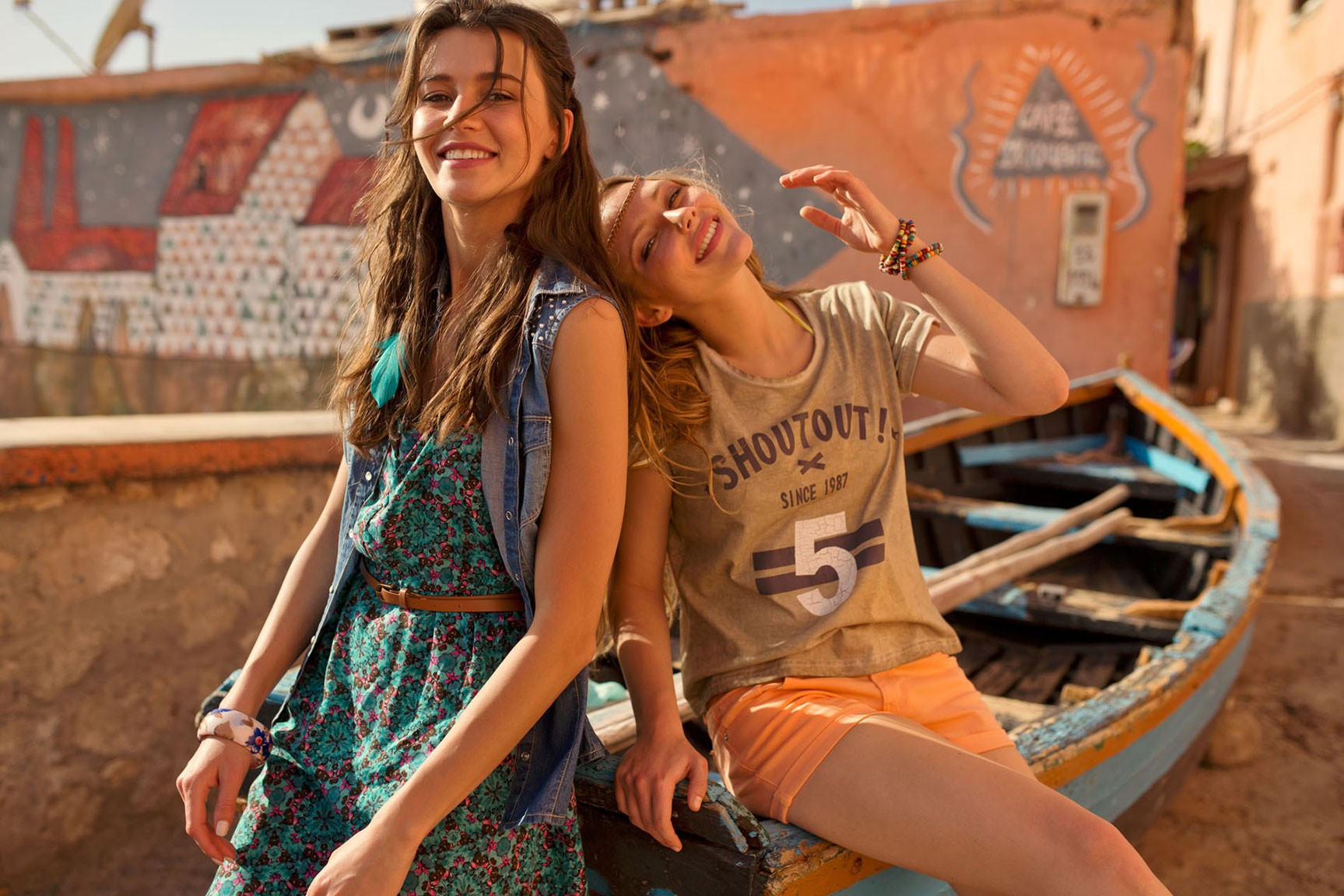 Лето в Марокко / Moodo summer 2017 by Marcin Biedron