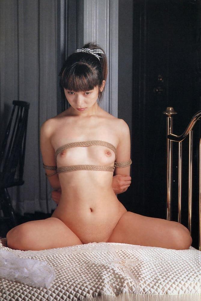 Asian bondage bukkake-1586