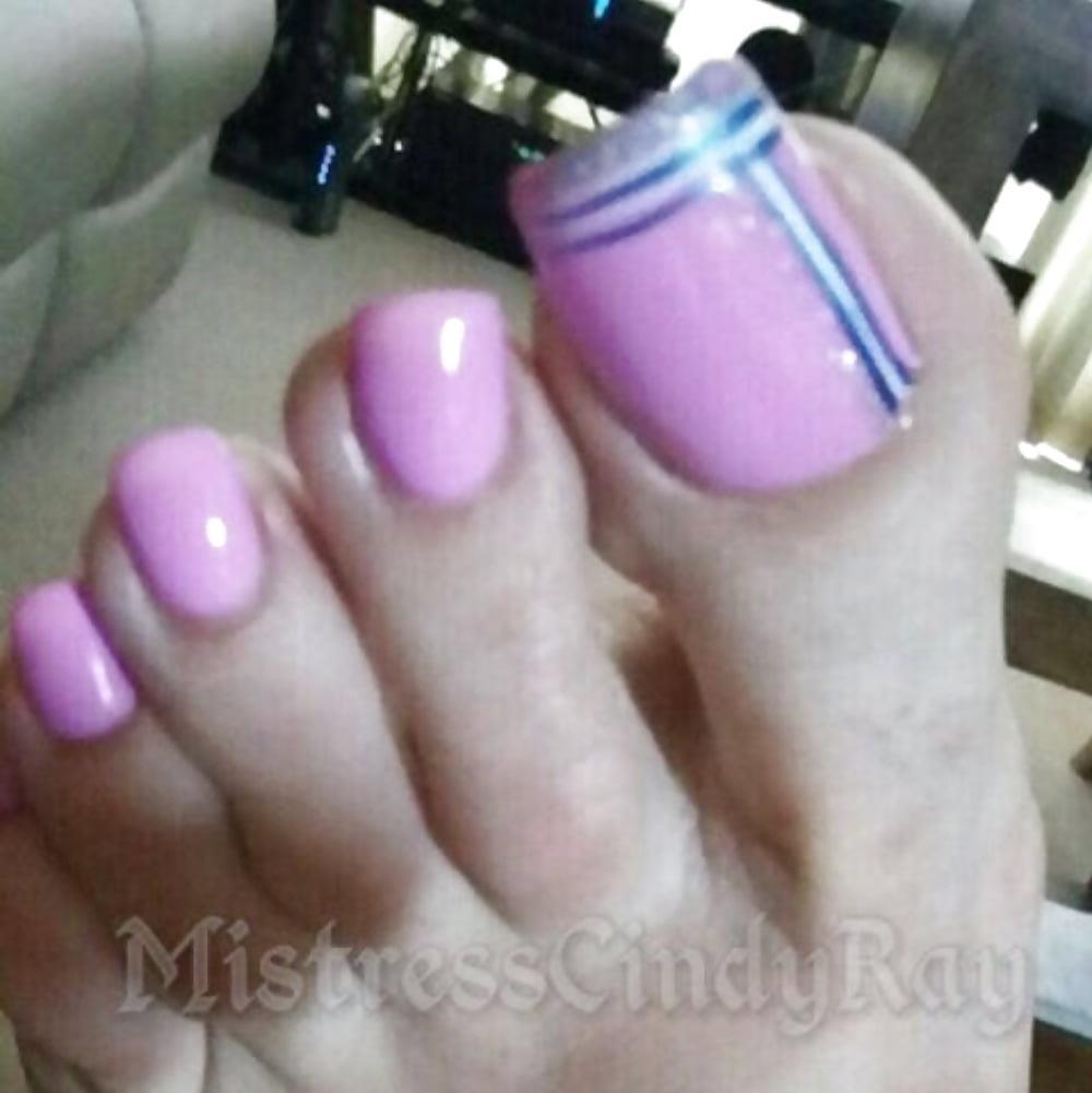 Mistress cindy feet-9351
