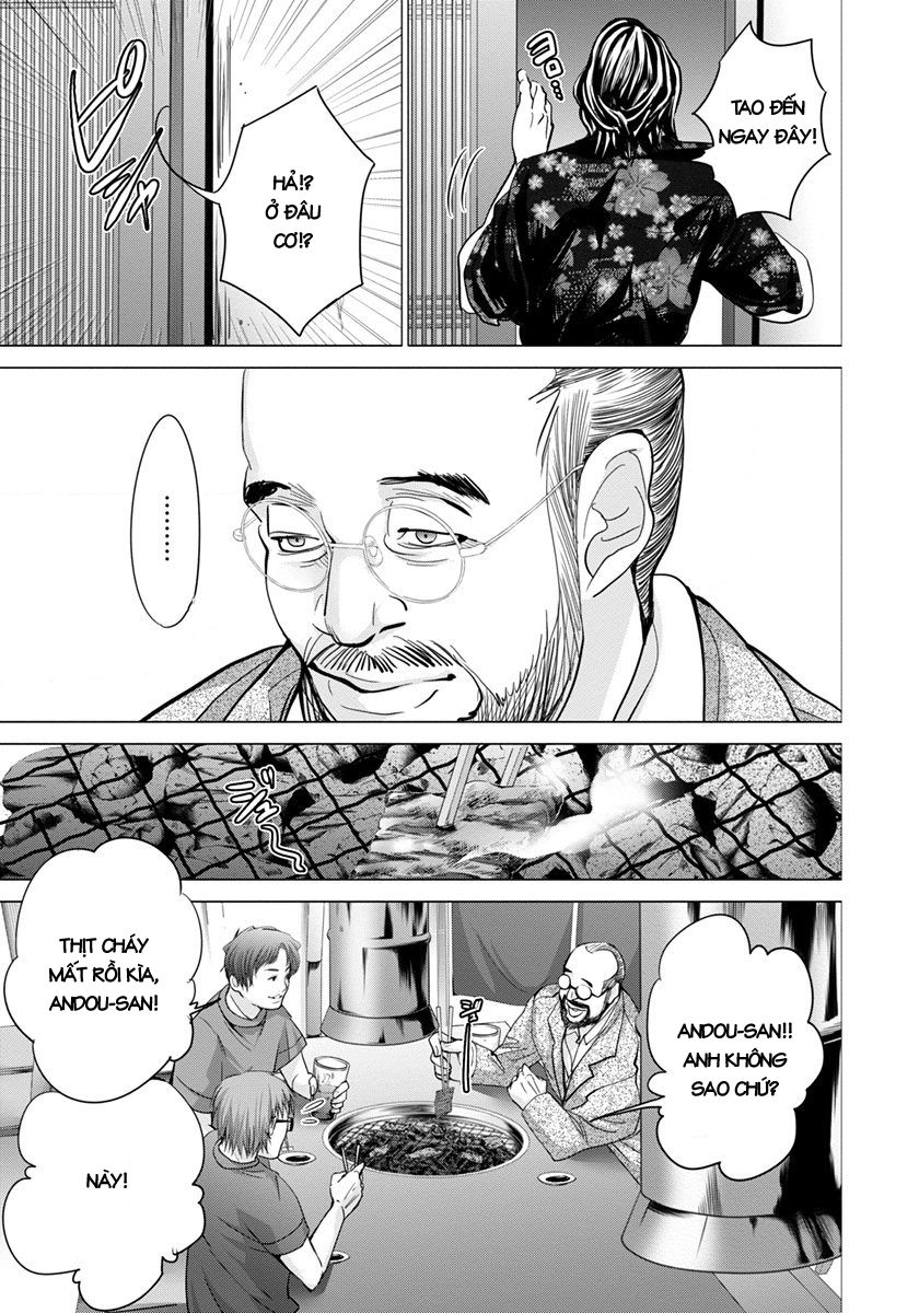 Trái Tim Và Thân Xác - Blush-DC Himitsu Chapter 47 - Trang 23