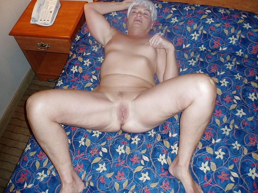 Chubby granny naked-3087