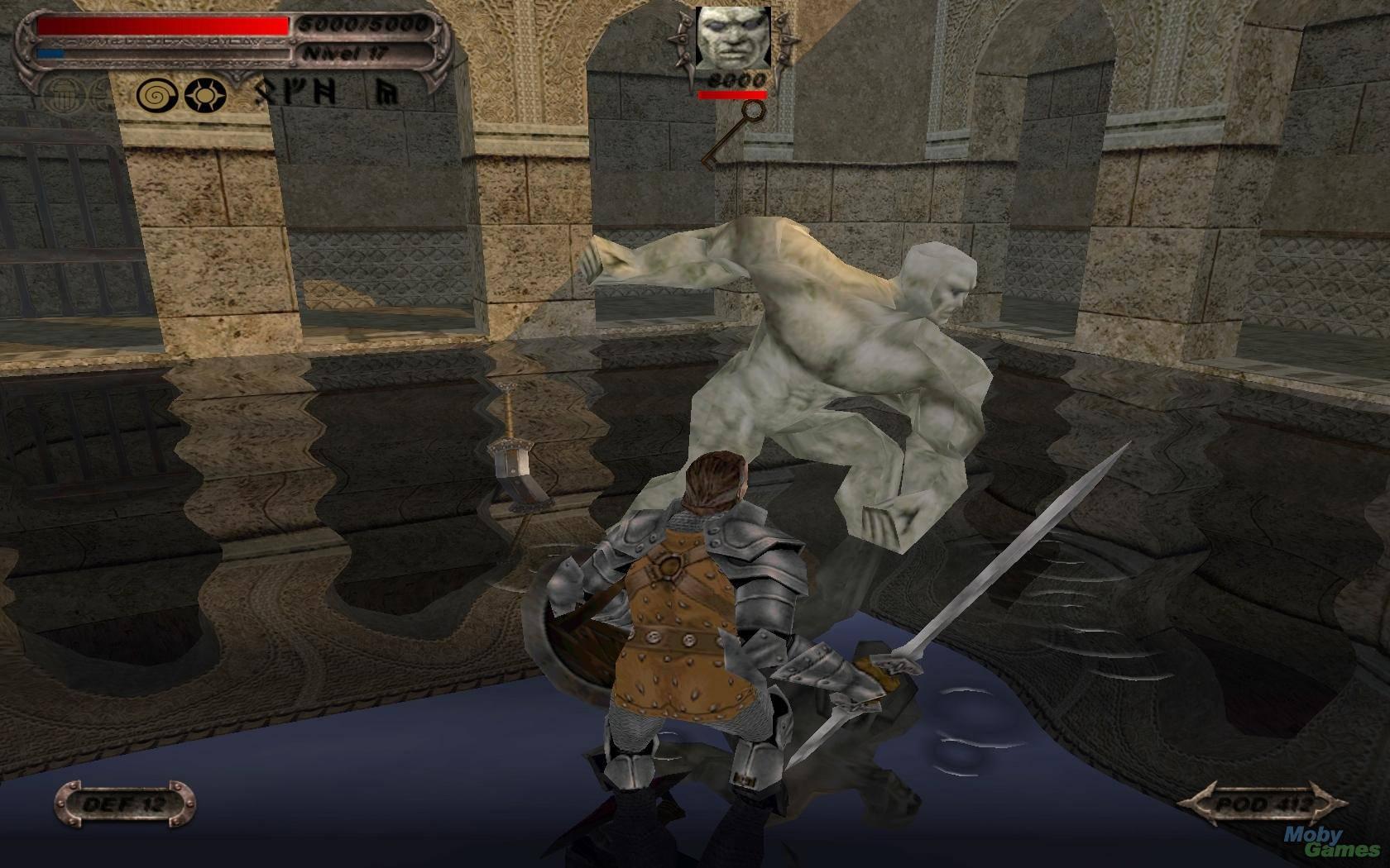 Severance: Blade of Darkness Captura 1