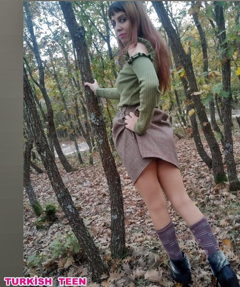 Teen skirt naked-3488