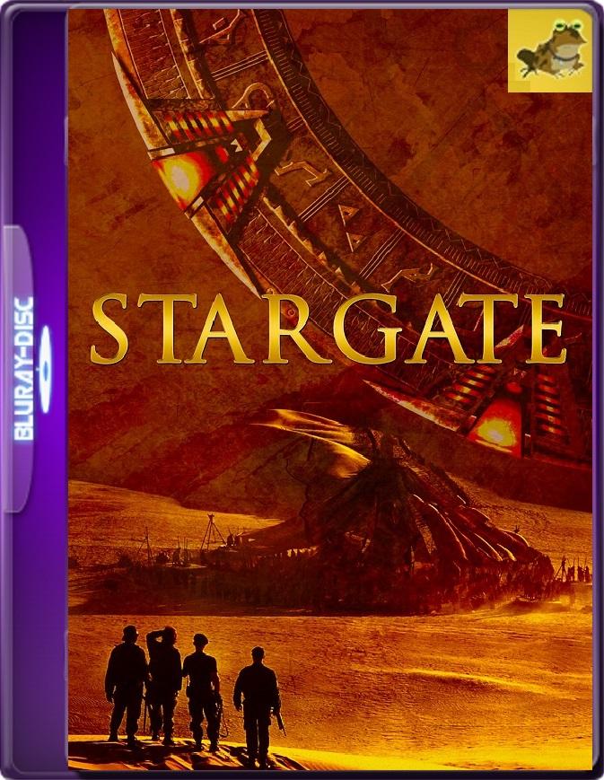 Stargate: La Puerta Del Tiempo (1994) Brrip 1080p (60 FPS) Latino / Inglés