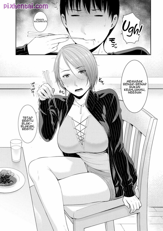 Komik hentai xxx manga sex bokep menjadi rebutan 2 ibu angkat bohay 02
