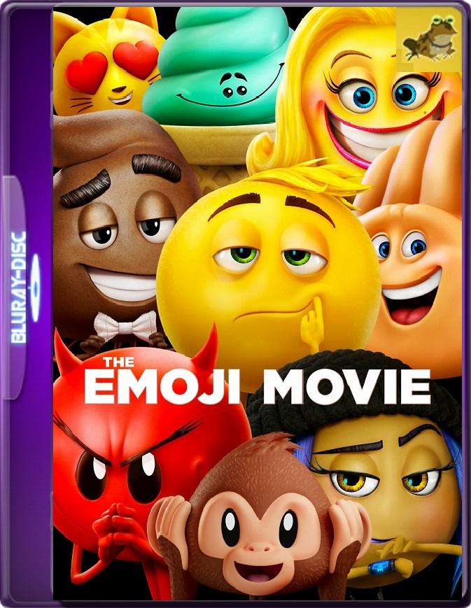 Emoji: La Película (2017) Brrip 1080p (60 FPS) Latino