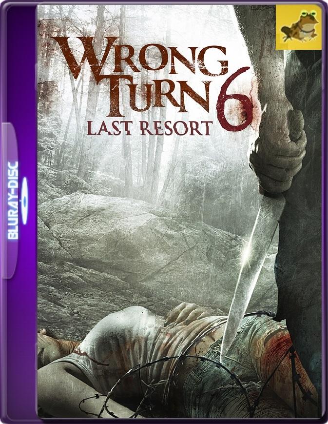 Camino Hacia El Terror 6: Herencia De Muerte (2014) Brrip 1080p (60 FPS) Latino / Inglés