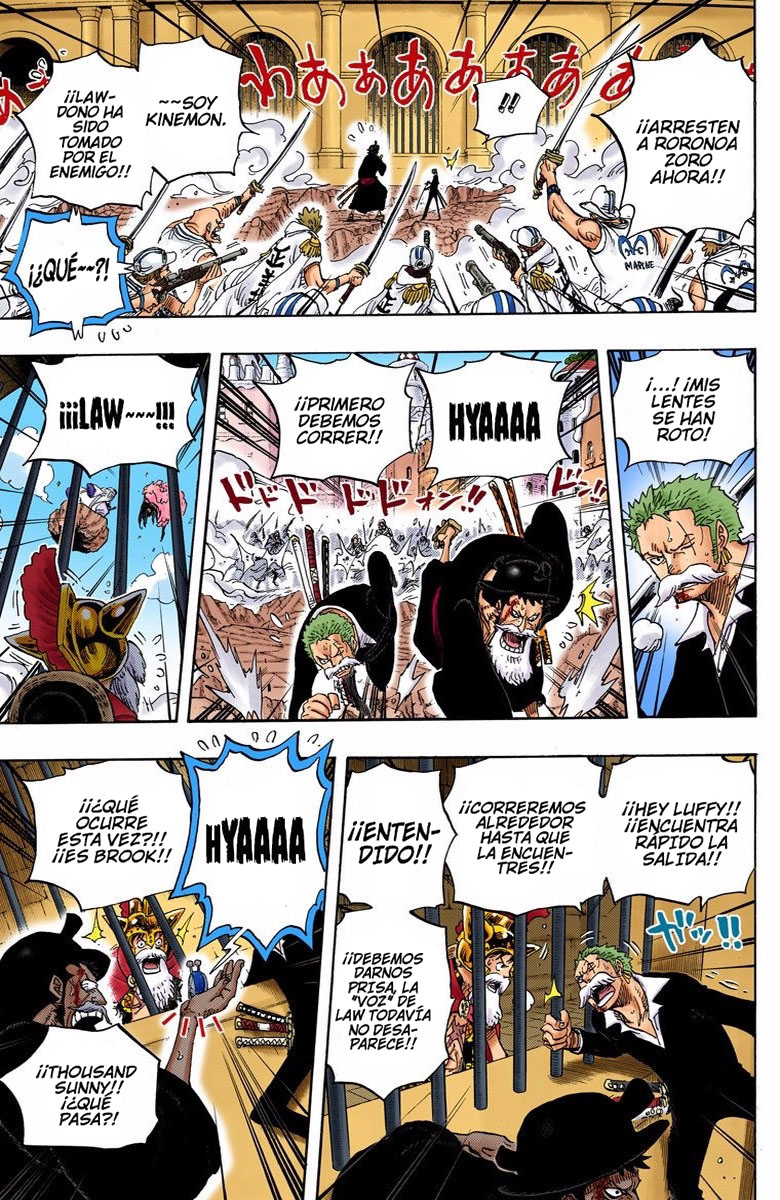 One Piece Manga 730-731 [Full Color] [Dressrosa] RWemmmIN_o