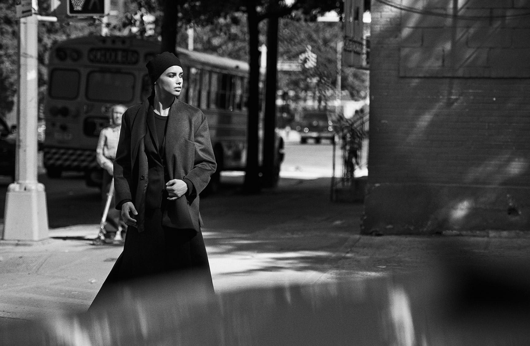 Прогулка по Бруклину с Адрианой Лимой / фото 11