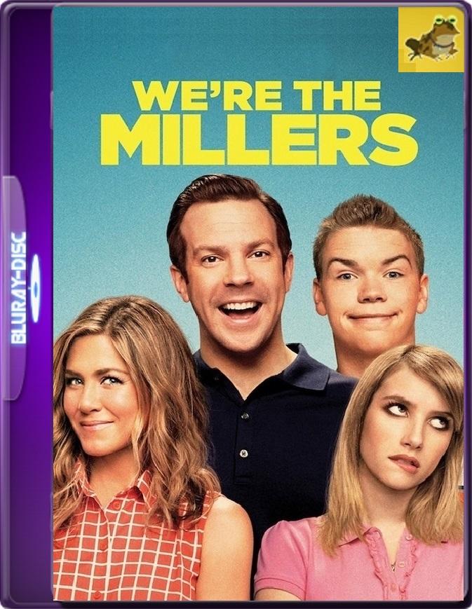 ¿Quién *&$%! Son Los Miller? (2013) Brrip 1080p (60 FPS) Latino / Inglés