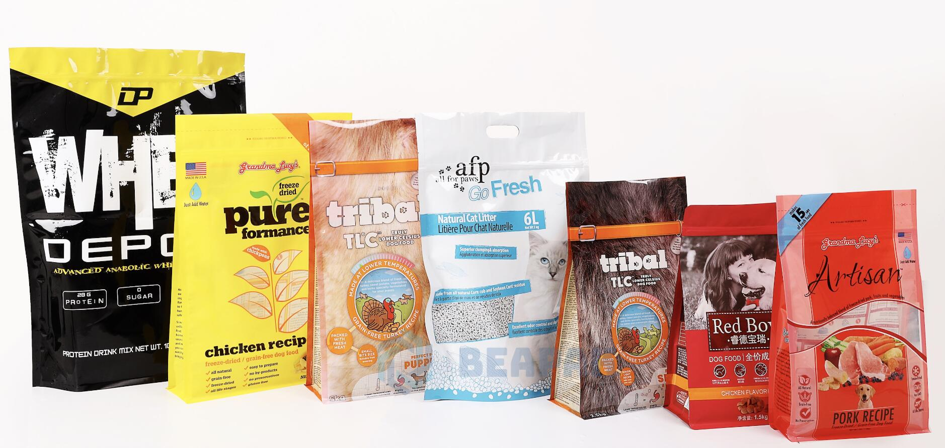 Shanghai Beian Packaging Co,.Ltd Presents a Variety of Flexible and Widely Used Packaging Materials in Almost All packaging Industry