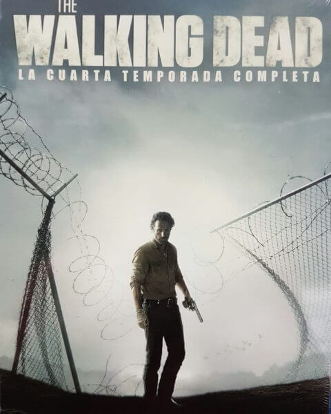 Walking Dead Temporada 4 Latino