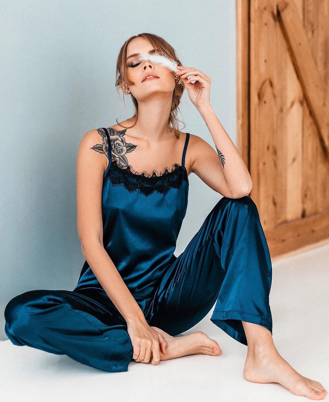 Анастасия Щеглова в нижнем белье торговой марки MissX / фото 03
