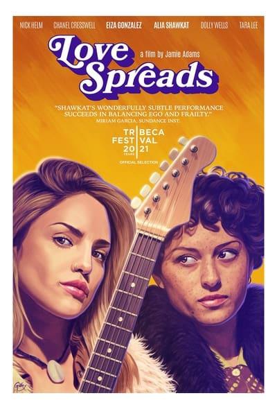 Love Spreads 2021 720p WEBRip x264-GalaxyRG