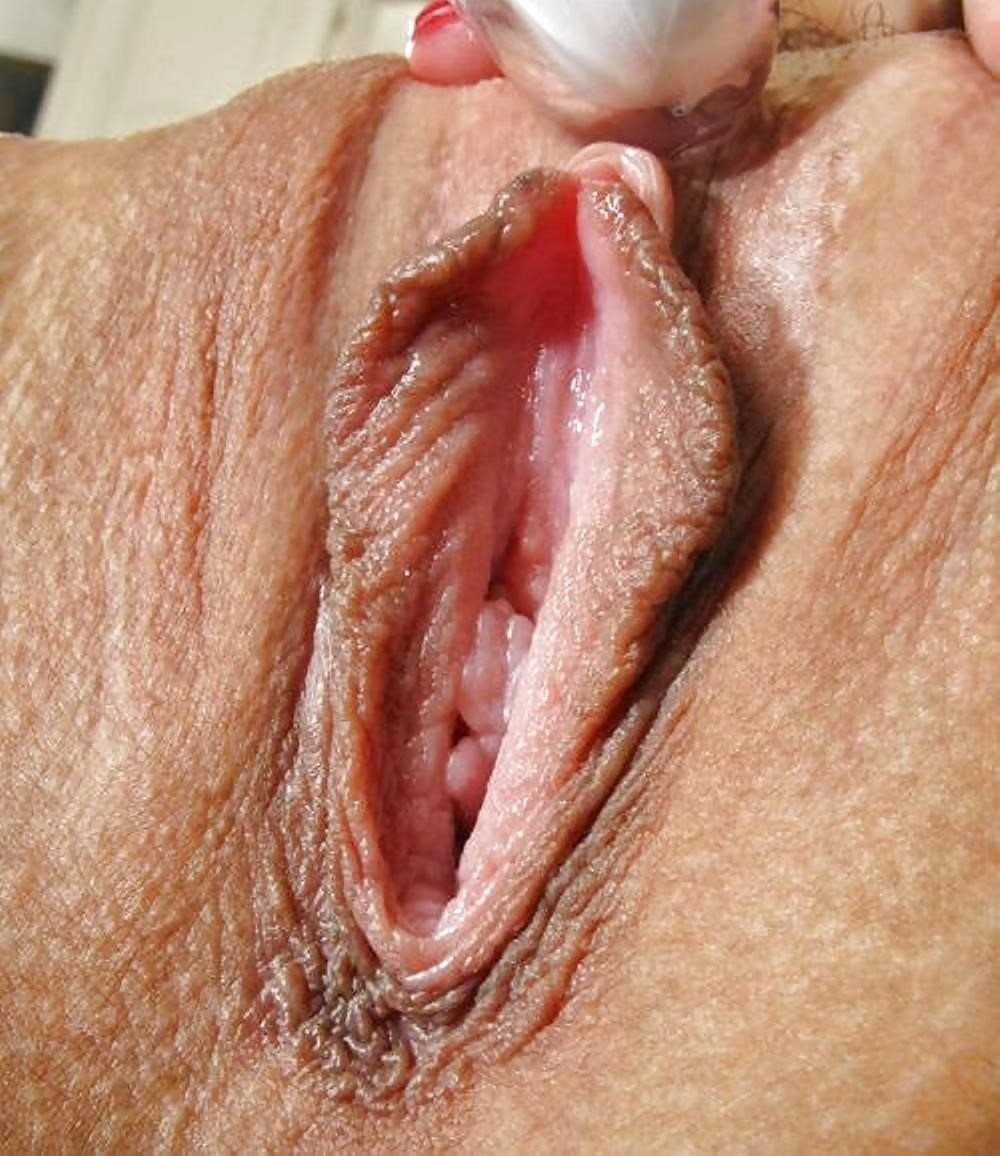 Big clit and large labia-7548