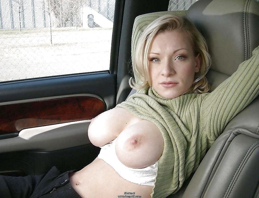 Nude busty public-1767