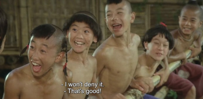 Kids from Shaolin 1984