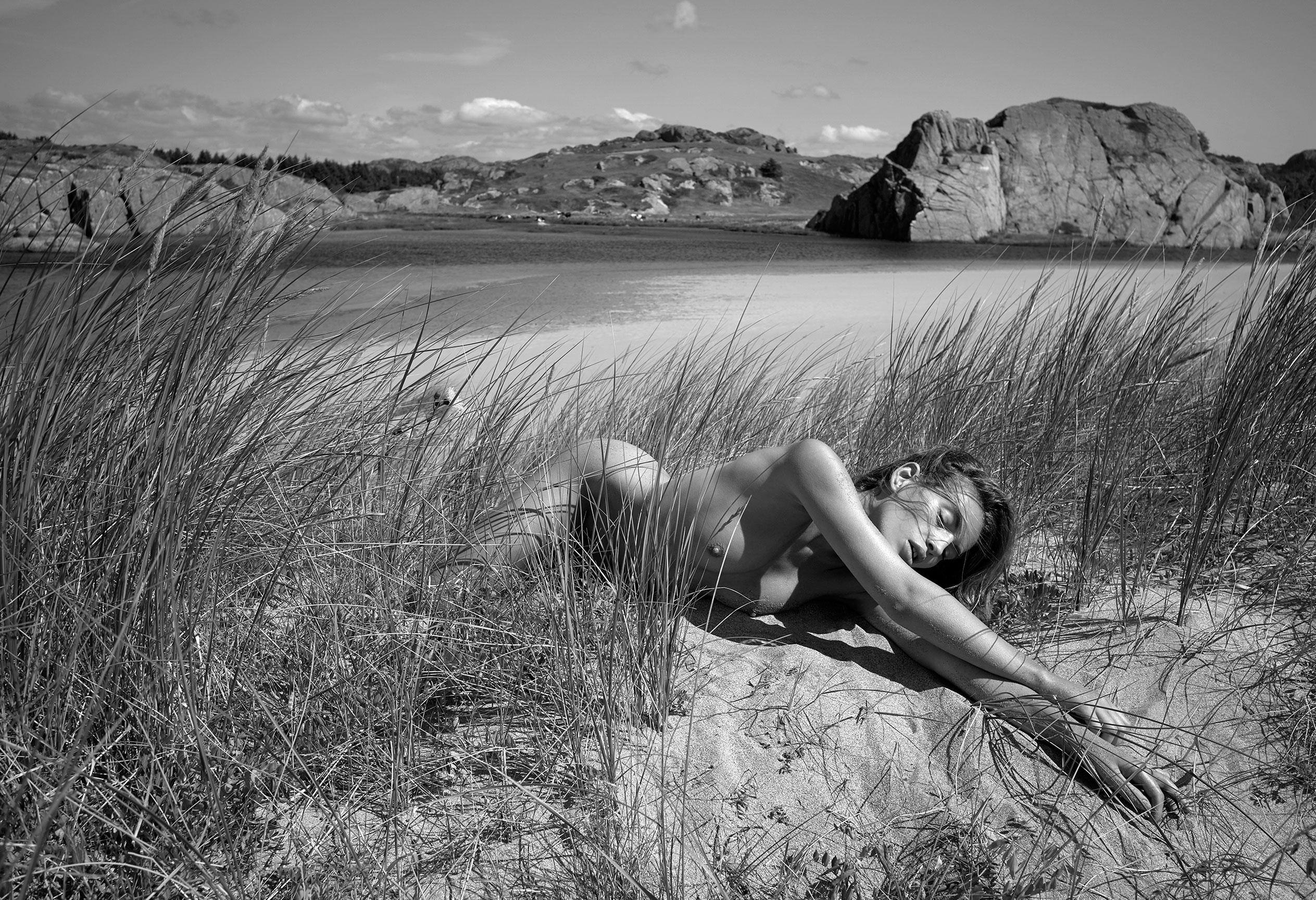 эротический календарь 12 чудес природы / Норвегия 2018 / фото 13