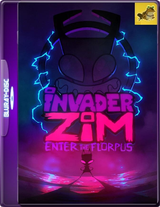 Invasor Zim Y El Poder Del Florpus (2019) WEB-DL 1080p (60 FPS) Latino / Inglés