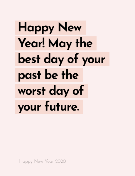 Happy New Year 2020 Wishes Quotes, Happy new year inspiration night 2020, wishes, messages & greetings 7