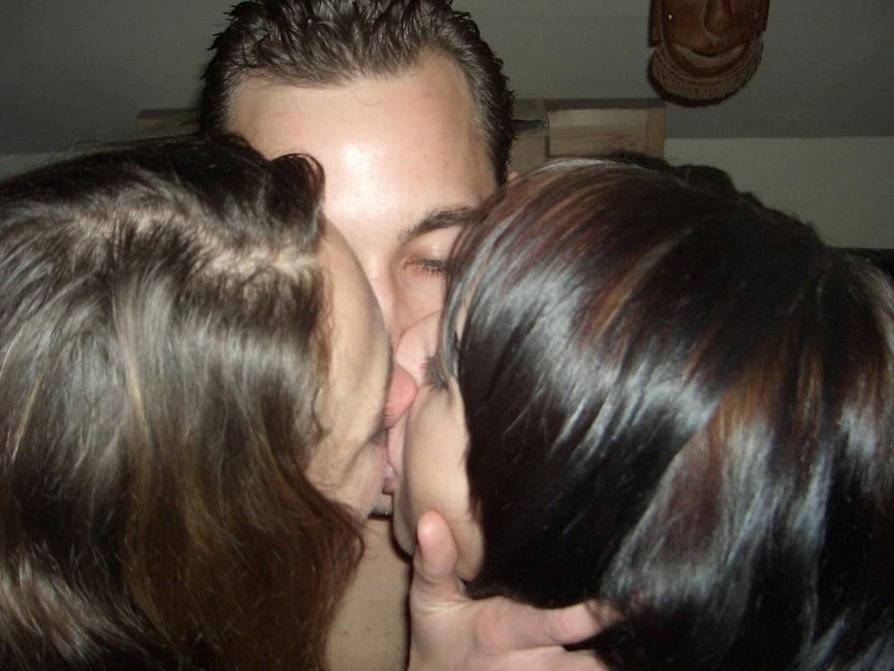 Threesome lesbian orgy-2811