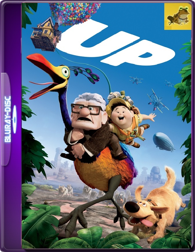 Up: Una Aventura De Altura (2009) Brrip 1080p (60 FPS) Latino
