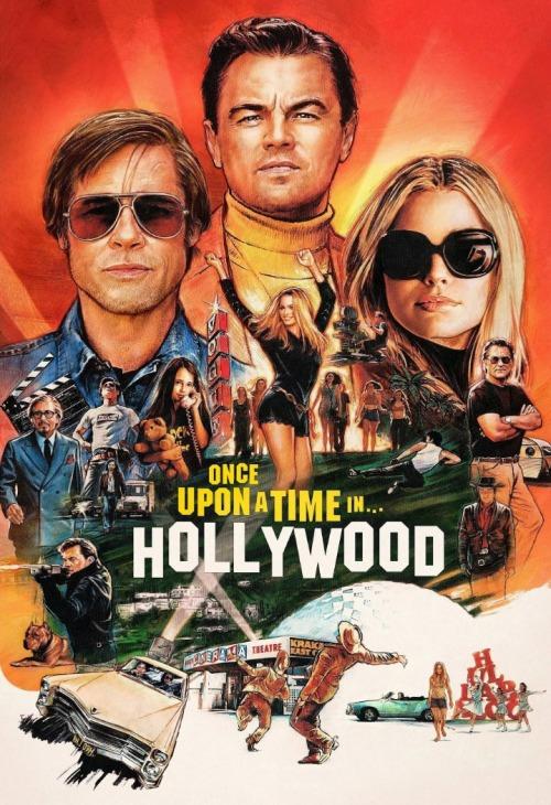 Pewnego razu... w Hollywood / Once Upon a Time ... in Hollywood (2019) PL.720p.BluRay.x264.AC3-OzW / Lektor PL