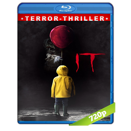 descargar It-Eso 720p Lat-Cast-Ing[Terror](2017) gratis