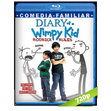 El Diario De Un Chico En Apuros 2 720p Lat-Cast-Ing[Comedia](2011)