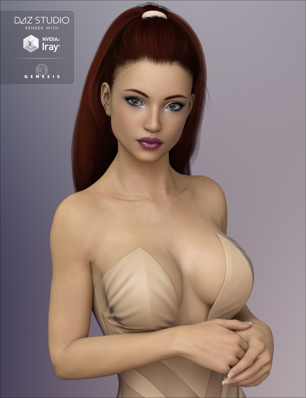 FW Kendra HD for Genesis 3 Female