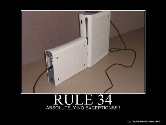 Rule 34 (If it exists, there is porn of it) RudBpVWj_o