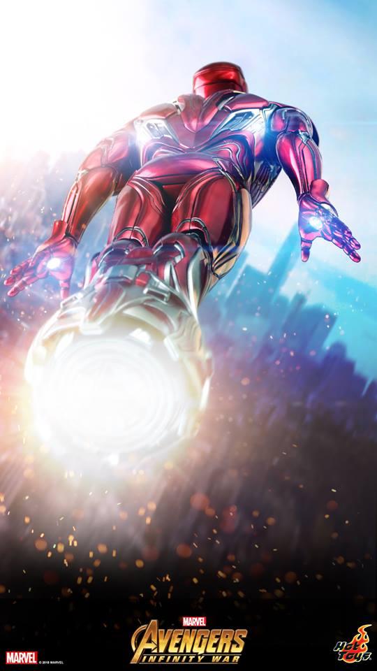 Avengers - Infinity Wars - Iron Man Mark L (50) 1/6 (Hot Toys) 8RbxZI4t_o