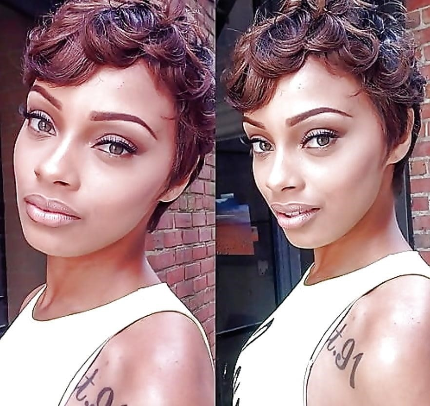 Different short hairstyles for black ladies-6746