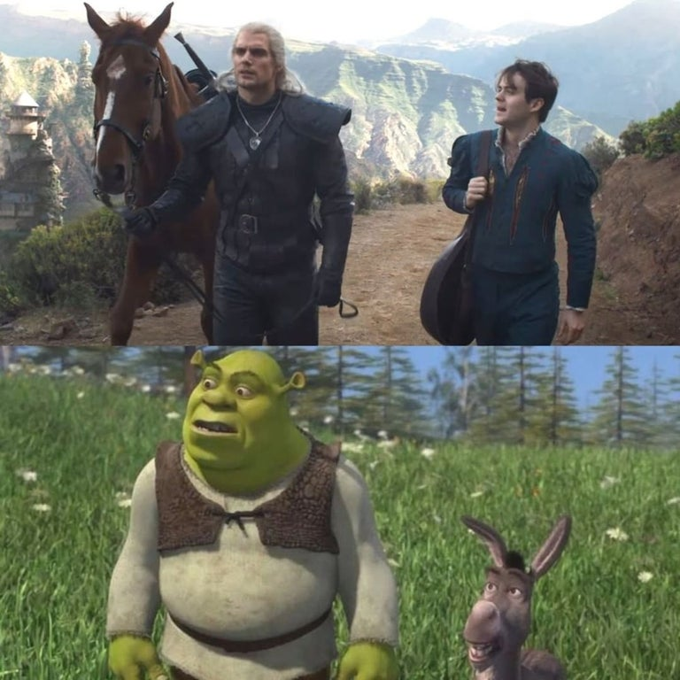 17 The Witcher Memes for True Fans, Funny Hillarious Memes Can't Stop Laughing 2