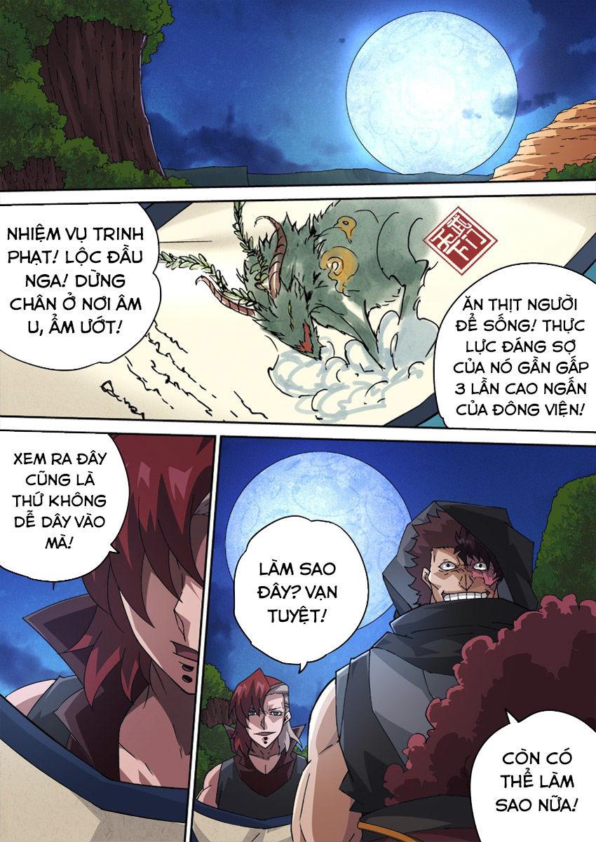 Quyền Bá Thiên Hạ Chapter 249