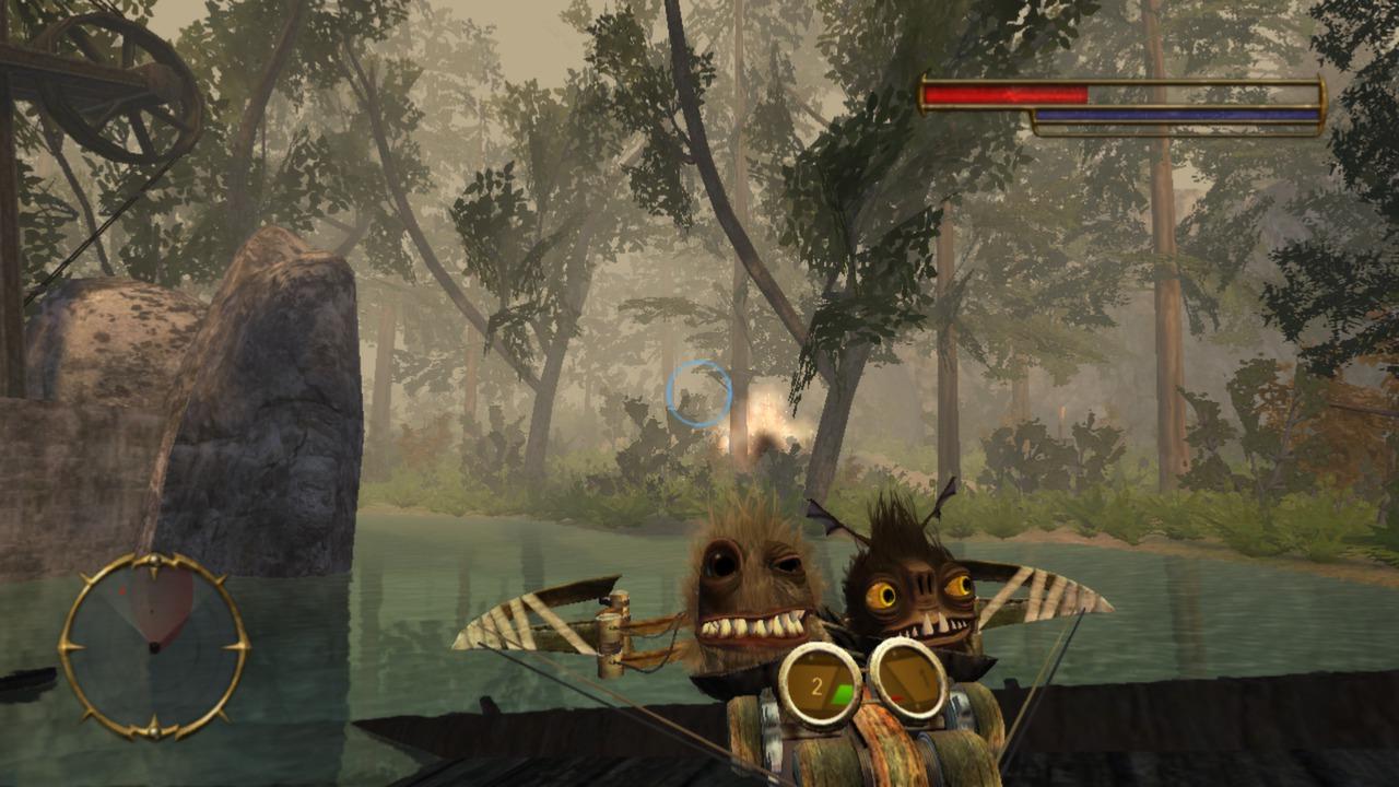 Oddworld: Stranger's Wrath HD Captura 1