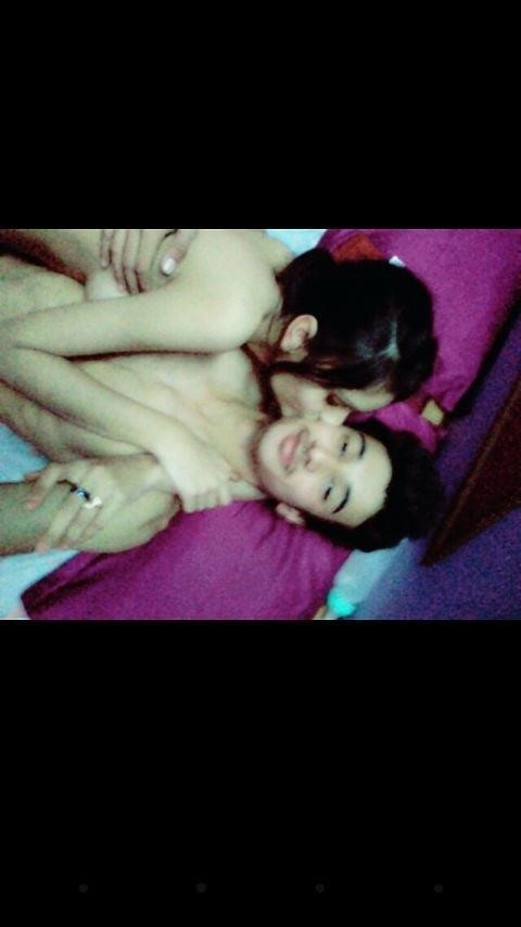 Desi lesbian hot kissing-3546